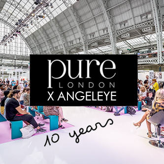 PURE LONDON | ANGELEYE's 10 Year Anniversary at Pure
