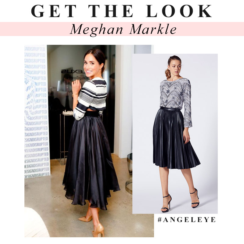 How to dress like Meghan Markle ANGELEYE