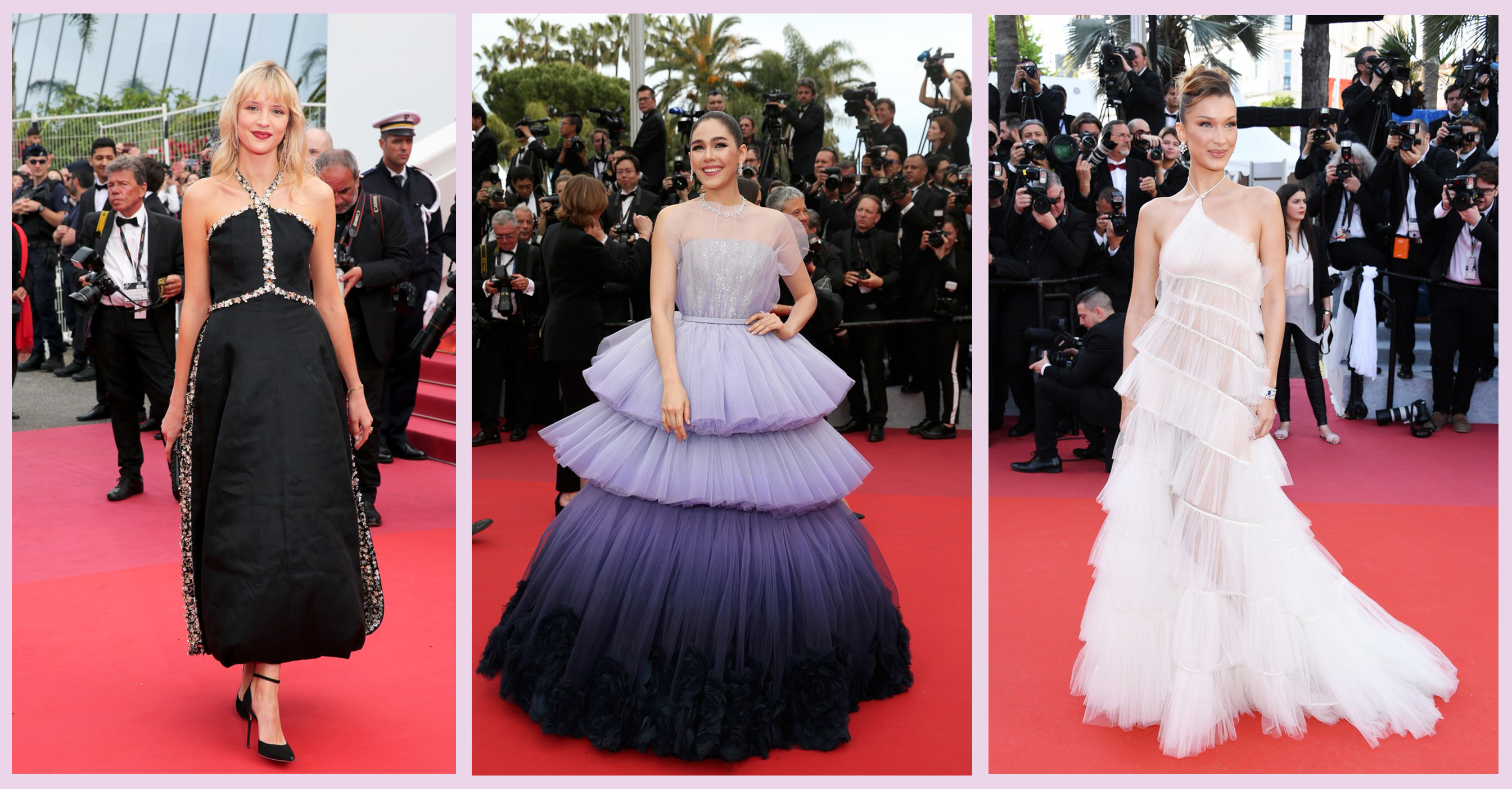 Our Favourite Cannes Festival Dresses