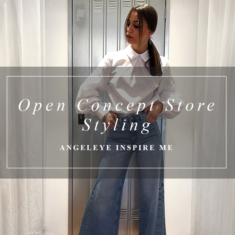 Open Concept Store | Style Inspiration