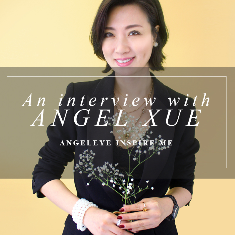 International womens day Interview ANGEL XUE