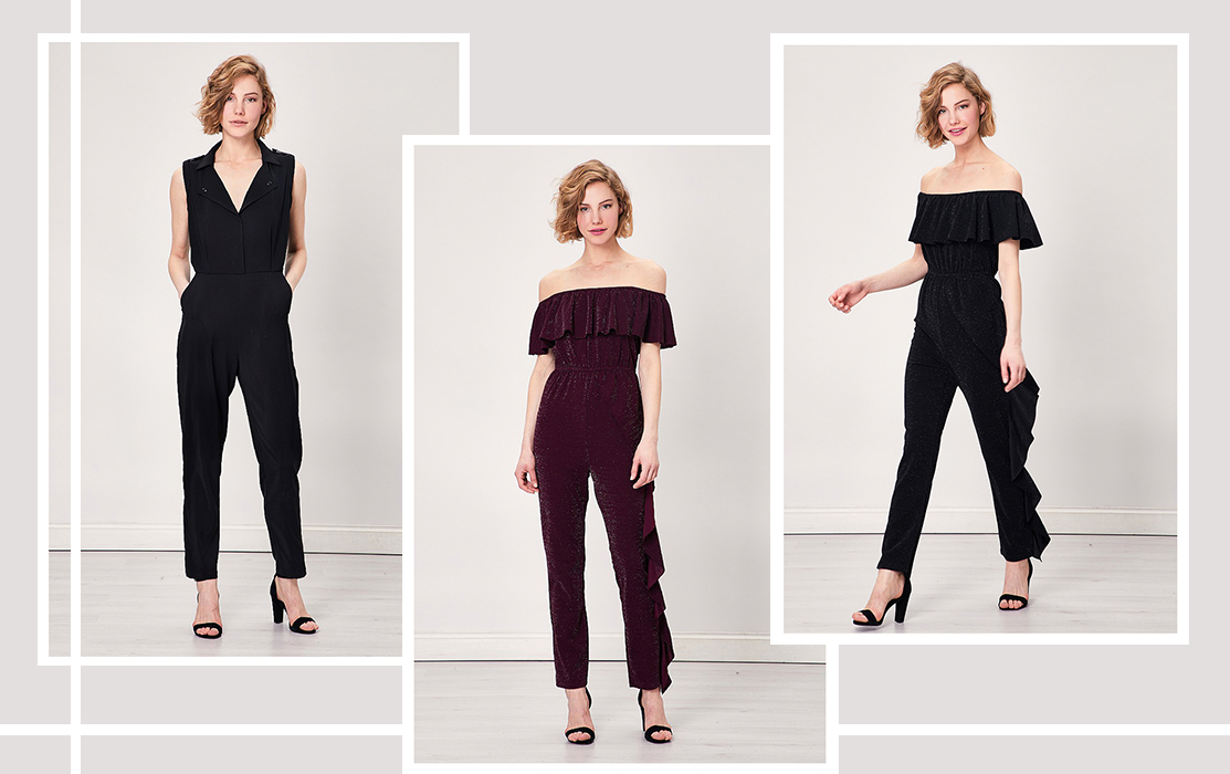 jumpsuit autumn winter