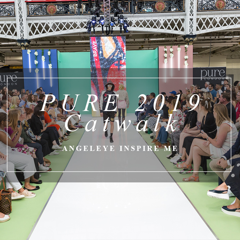 PURE LONDON Catwalk SS20 2019